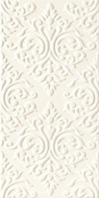 TUBADZIN DELICE WHITE STRUKTURA декор
