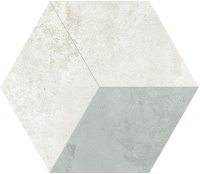 TUBADZIN  TORANO HEX 2 мозаика напольная