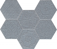 TUBADZIN LACE GRAPHITE мозаика