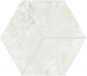 TUBADZIN  TORANO HEX 1 мозаика напольная
