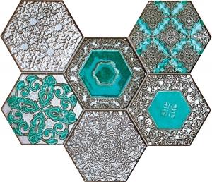 TUBADZIN LACE ABSINTHE мозаика