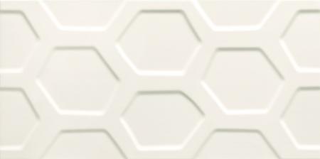 TUBADZIN ALL IN WHITE 1 STRUKTURA плитка