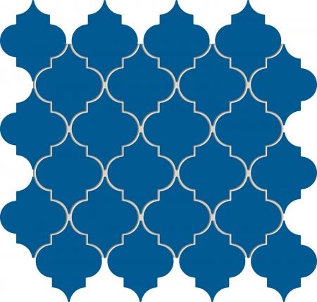 TUBADZIN ENTINA BLUE мозаика