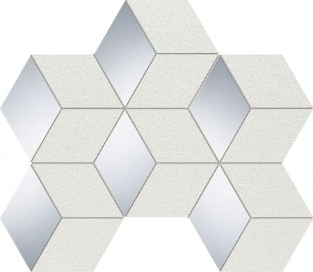 TUBADZIN PERLA WHITE мозаика