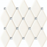 TUBADZIN ABISSO WHITE мозаика