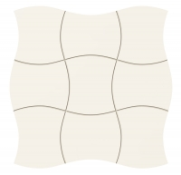 TUBADZIN ROYAL PLACE WHITE мозаика