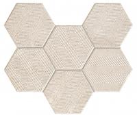 TUBADZIN SFUMATO HEX мозаика