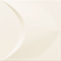 TUBADZIN COLOUR WHITE STRUKTURA 2 плитка