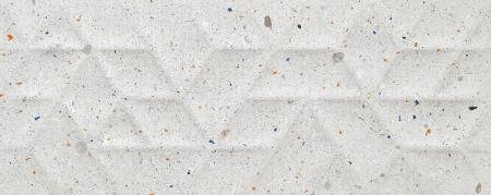 TUBADZIN DOTS GREY STRUKTURA плитка