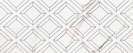 TUBADZIN VIENNA WHITE STRUKTURA декор