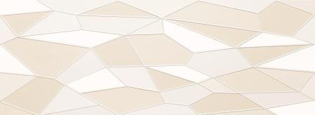 TUBADZIN ORIGAMI WHITE декор