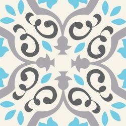 TUBADZIN PATCH WHITE декор
