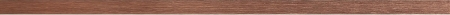 TUBADZIN STEEL COPPER 5 бордюр