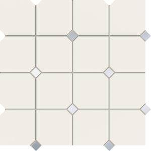 TUBADZIN BLANCA WHITE мозаика