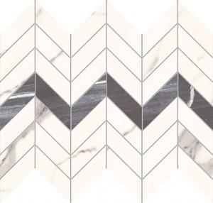 TUBADZIN BONELLA WHITE мозаика