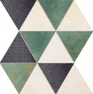 TUBADZIN MARGOT GREEN мозаика