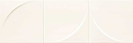 TUBADZIN AVIGNON WHITE STRUKTURA плитка