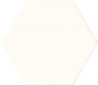TUBADZIN BURANO WHITE HEX плитка