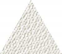 TUBADZIN SCARLET WHITE TRI STRUKTURA плитка