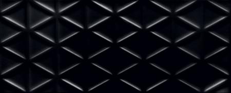 TUBADZIN SENZA GEO BLACK STRUKTURA плитка