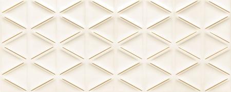 TUBADZIN SENZA GEO WHITE STRUKTURA декор