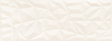 TUBADZIN TONARA WHITE SATIN B STRUKTURA плитка