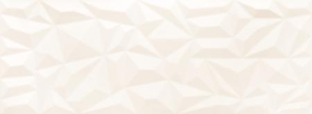 TUBADZIN TONARA WHITE B STRUKTURA плитка