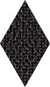 TUBADZIN CORALLE DIAMOND BLACK плитка