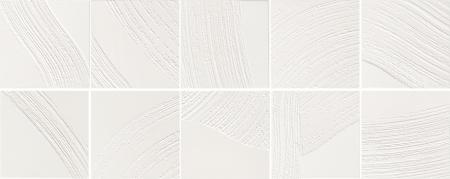TUBADZIN BRASS WHITE MIX декор