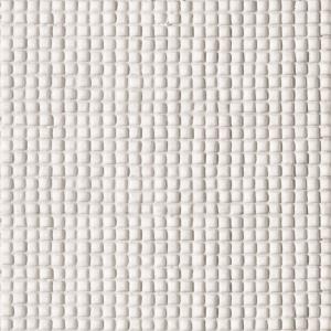 TUBADZIN WHITE мозаика стеклянная