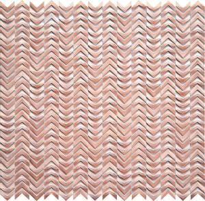 TUBADZIN DROPS DART ROSE мозаика