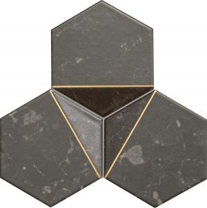 TUBADZIN SCORIA BLACK 1 мозаика