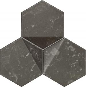 TUBADZIN SCORIA BLACK мозаика
