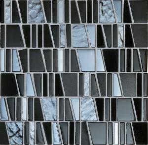 TUBADZIN DROPS STONE GREY мозаика