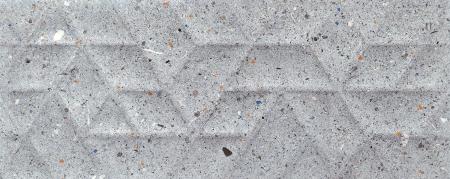 TUBADZIN DOTS GRAPHITE STRUKTURA плитка